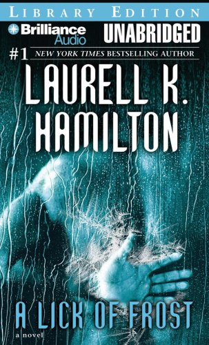 A Lick of Frost (Meredith Gentry, Book 6) (1423340426) by Hamilton, Laurell K.