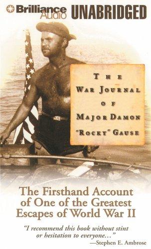 9781423340904: The War Journal of Major Damon 'Rocky' Gause