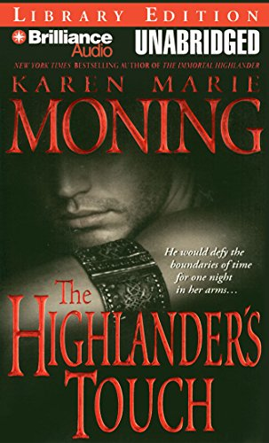 The Highlander's Touch (Highlander Series): Moning, Karen Marie