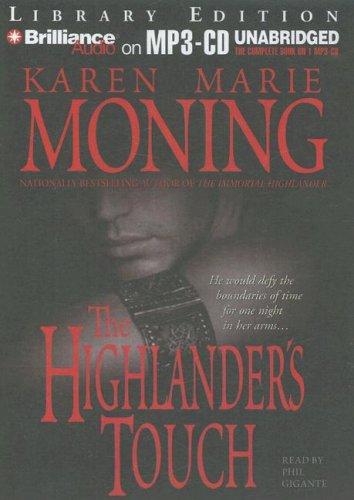 9781423341437: The Highlander's Touch (Highlander Series)