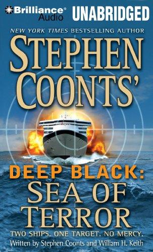 Sea of Terror (Deep Black Series): Stephen Coonts