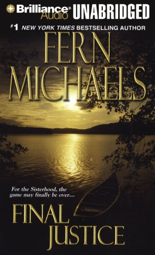 Final Justice (Sisterhood Series) (1423345150) by Michaels, Fern