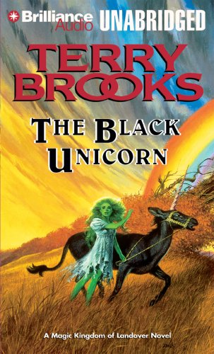 The Black Unicorn (Landover Series) (9781423350231) by Brooks, Terry