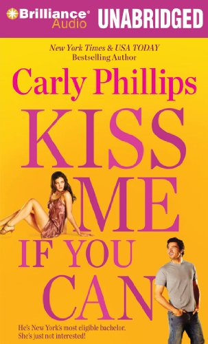 9781423352143: Kiss Me If You Can (Most Eligible Bachelor Series)