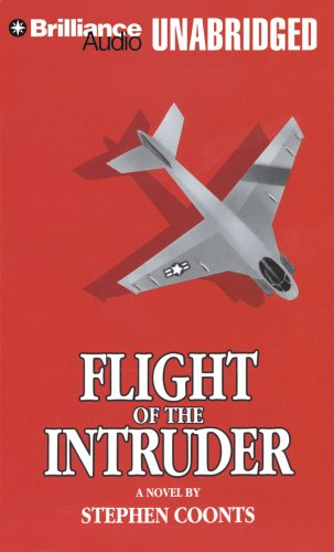 Flight of the Intruder (Multivoice) (Jake Grafton Series) (1423353633) by Coonts, Stephen