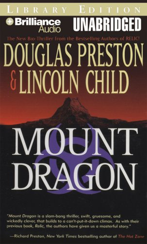 Mount Dragon (1423356144) by Douglas Preston; Lincoln Child