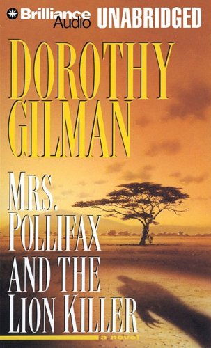 9781423357759: Mrs. Pollifax and the Lion Killer