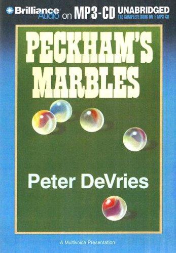 9781423358435: Peckham's Marbles