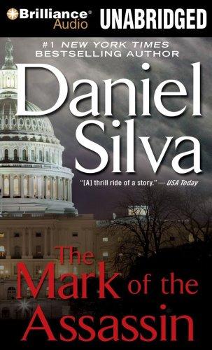 9781423368243: The Mark of the Assassin (Gabriel Allon Novels)