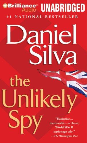 9781423368328: The Unlikely Spy (Gabriel Allon Novels)