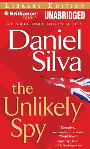 9781423368335: The Unlikely Spy (Gabriel Allon Novels)