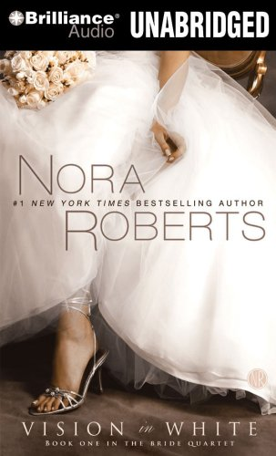 9781423368694: Vision in White (Bride (Nora Roberts) Series)