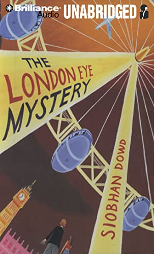 The London Eye Mystery - Unabridged Audio Book on CD
