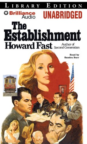 The Establishment (1423372204) by Fast, Howard
