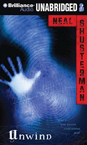 Unwind (Compact Disc): Neal Shusterman