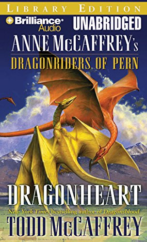 9781423373278: Dragonheart (Dragonriders of Pern Series)