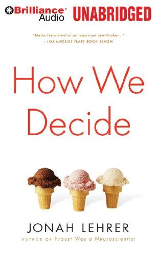 9781423376477: How We Decide