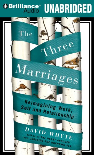 9781423376545: The Three Marriages: Reimagining Work, Self and Relationship