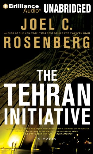 9781423379409: The Tehran Initiative (The Twelfth Imam series)