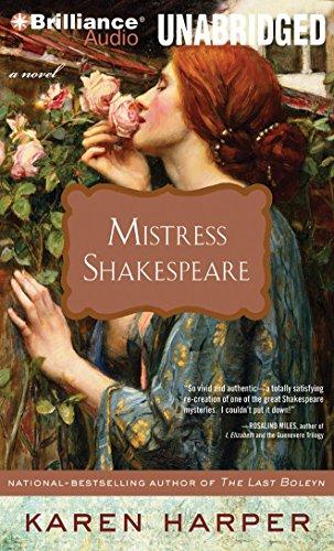 Mistress Shakespeare: A Novel (1423381564) by Karen Harper