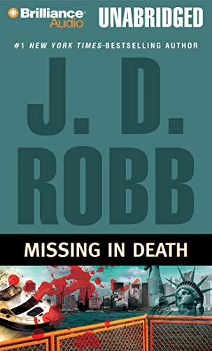 Missing in Death: J D Robb