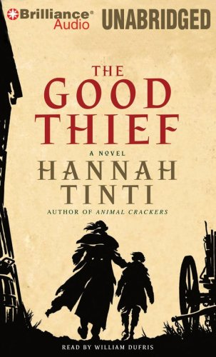 The Good Thief (Brilliance Audio on Compact: Tinti, Hannah
