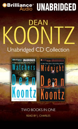 9781423386506: Dean Koontz Unabridged CD Collection: Watchers, Midnight (Brilliance Audio on Compact Disc)