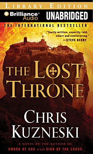 9781423389576: The Lost Throne (Payne & Jones Series)