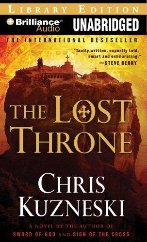 9781423389590: The Lost Throne (Payne & Jones Series)
