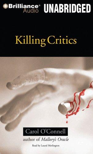 Killing Critics: O'Connell, Carol