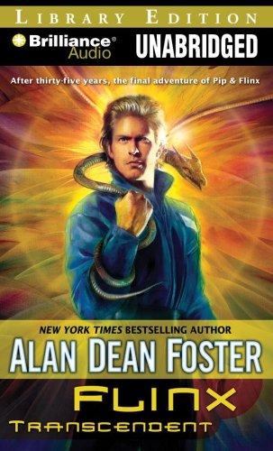 Flinx Transcendent (Pip & Flinx Series): Foster, Alan Dean