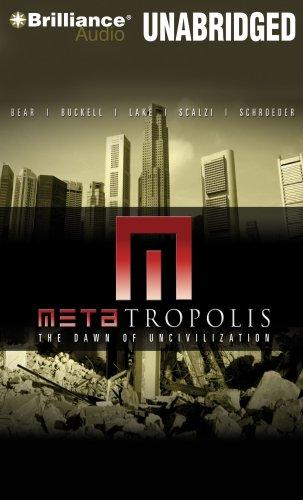 9781423394938: METAtropolis