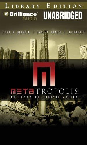 9781423394969: METAtropolis
