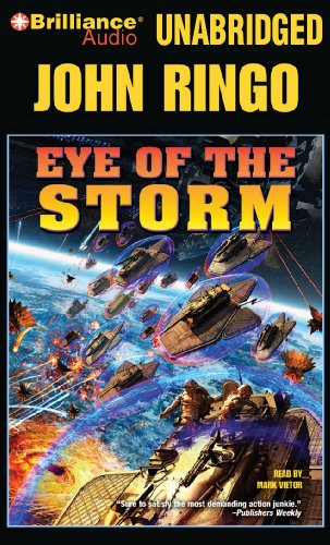 9781423395188: Eye of the Storm (Legacy of the Aldenata Series)