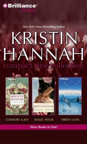 9781423397335: Kristin Hannah CD Collection: Comfort and Joy, Magic Hour, Firefly Lane