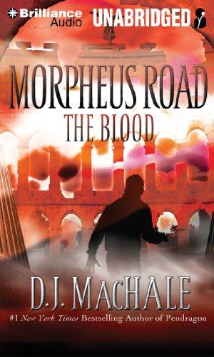 The Blood (Morpheus Road Series): MacHale, D. J.