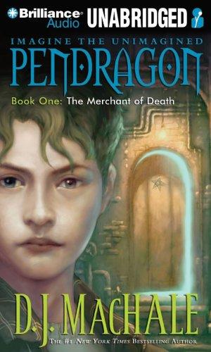9781423398950: The Merchant of Death (Pendragon Series)