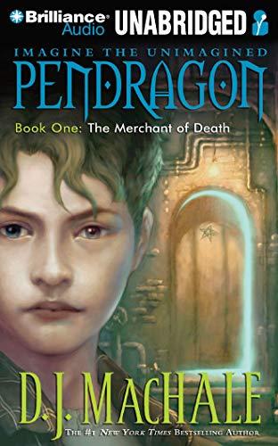 9781423398967: The Merchant of Death (Pendragon Series)