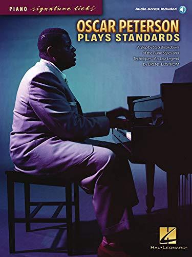 9781423400387: Oscar Peterson Plays Standards (Piano Signature Licks)