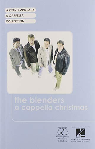 9781423400523: The Blenders A Cappella Christmas