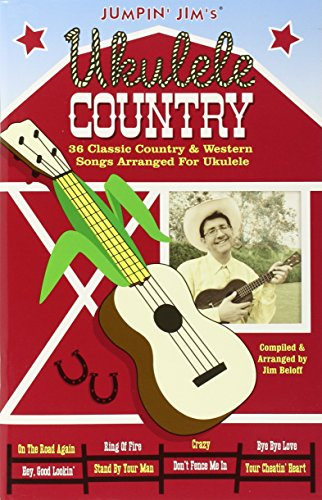 9781423401223: Jumpin' Jim's Ukulele Country