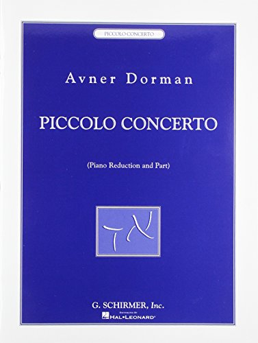 Concerto in C Major: For Solo Piccolo: (Belwin Edition)