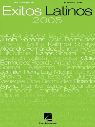Exitos Latinos 2005: Hal Leonard Corp.