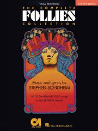 9781423401926: Follies - The Complete Collection: Vocal Selections