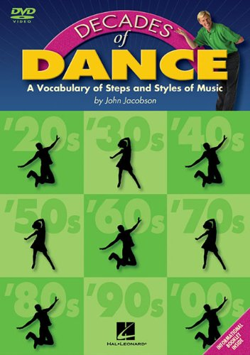 DECADES OF DANCE Format: DVD