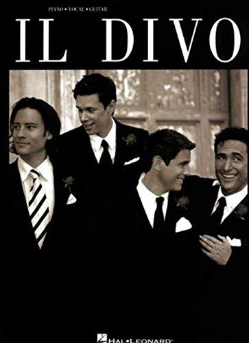 9781423402565: IL DIVO (Piano/Vocal/Guitar Artist Songbook)