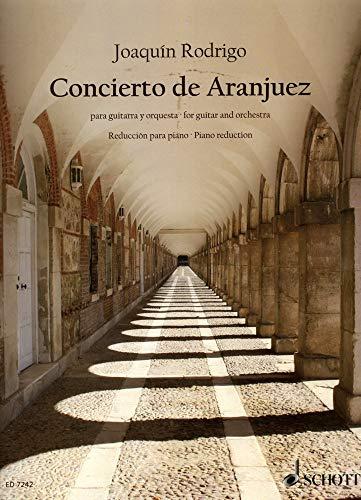 9781423402879: Concierto de Aranjuez: Para Guitarra y Orquesta Fur Gitarre und Orchester/for Guitar and Orchestra