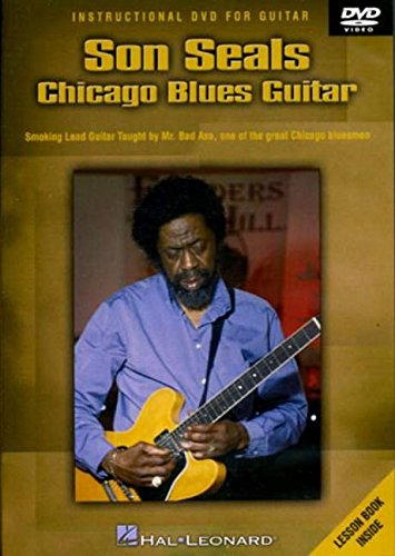 Hal Leonard Son Seals - Chicago Blues Guitar (DVD): Hal Leonard