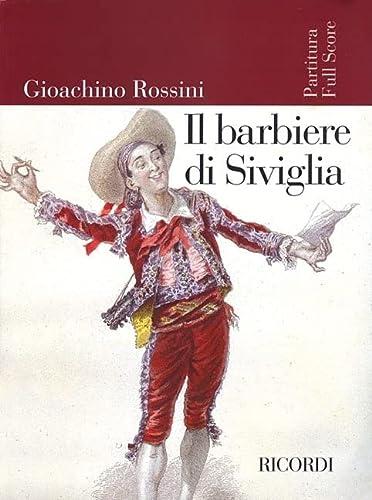 9781423403395: Il barbiere di Siviglia: Score