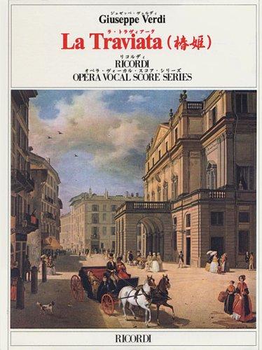 9781423403623: La Traviata: Vocal Score